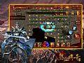 盟玛复古传奇战士如何修炼魔法盾
